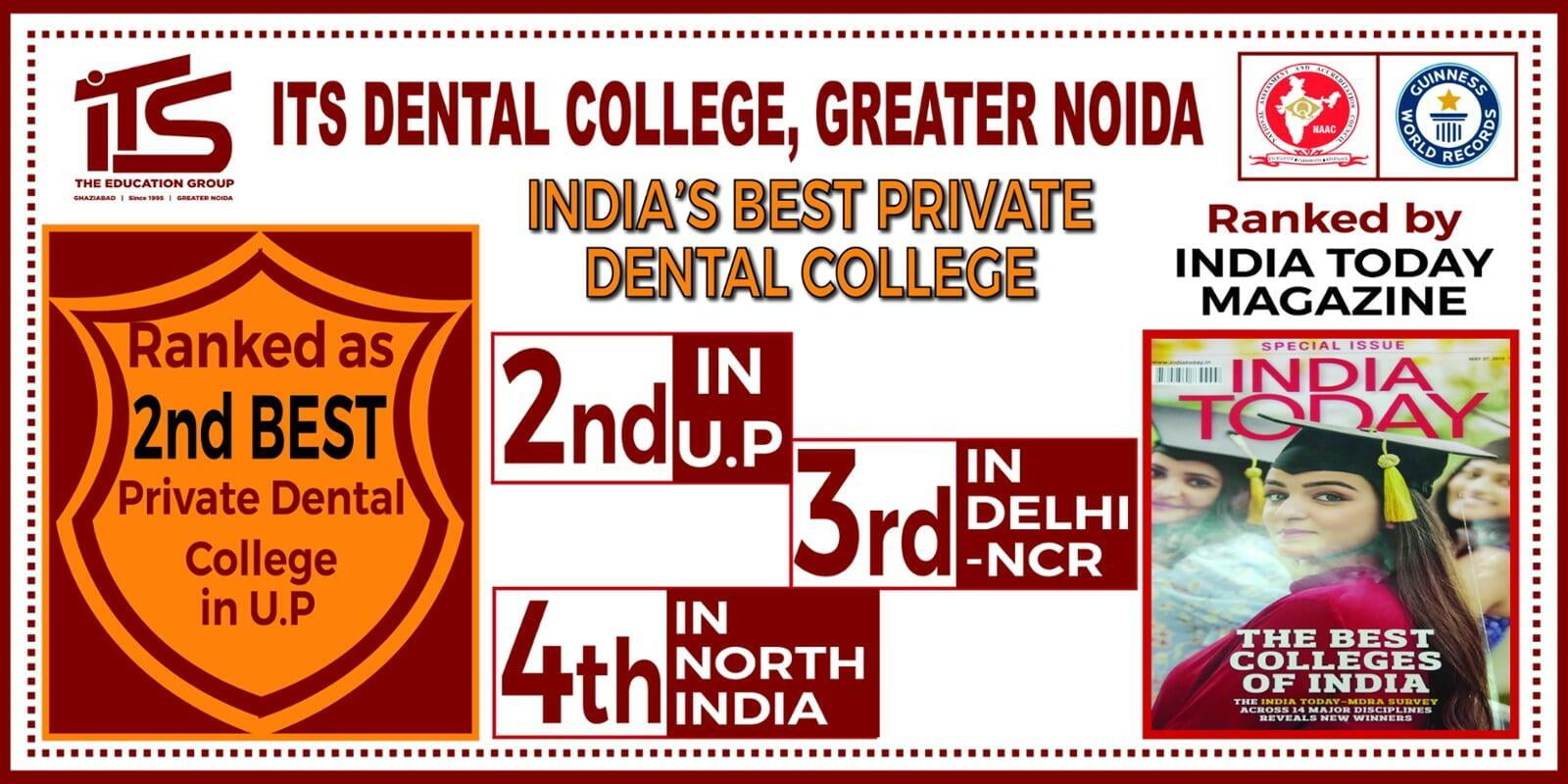 ITS DENTAL COLLEGE INDIA TODAY