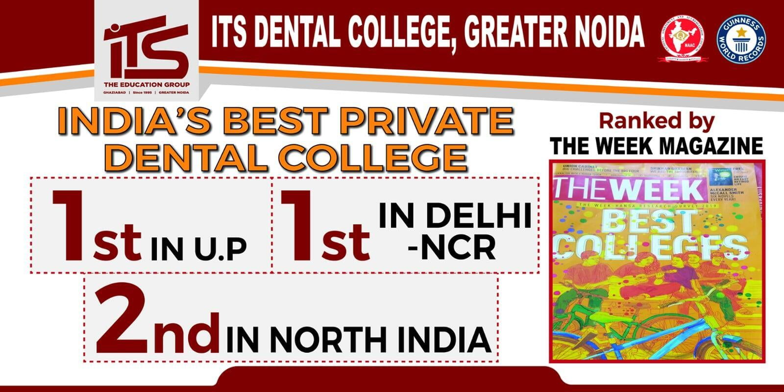 ITS DENTAL COLLEGE THE WEEK MAGAZINE