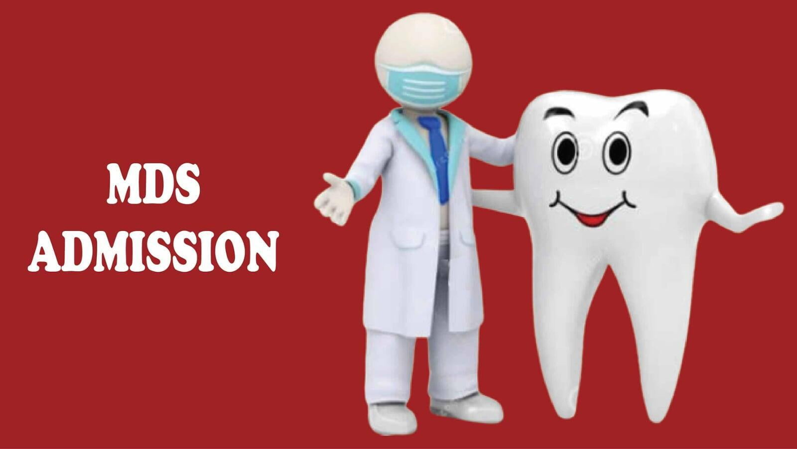MDS Admission  ITS Dental College