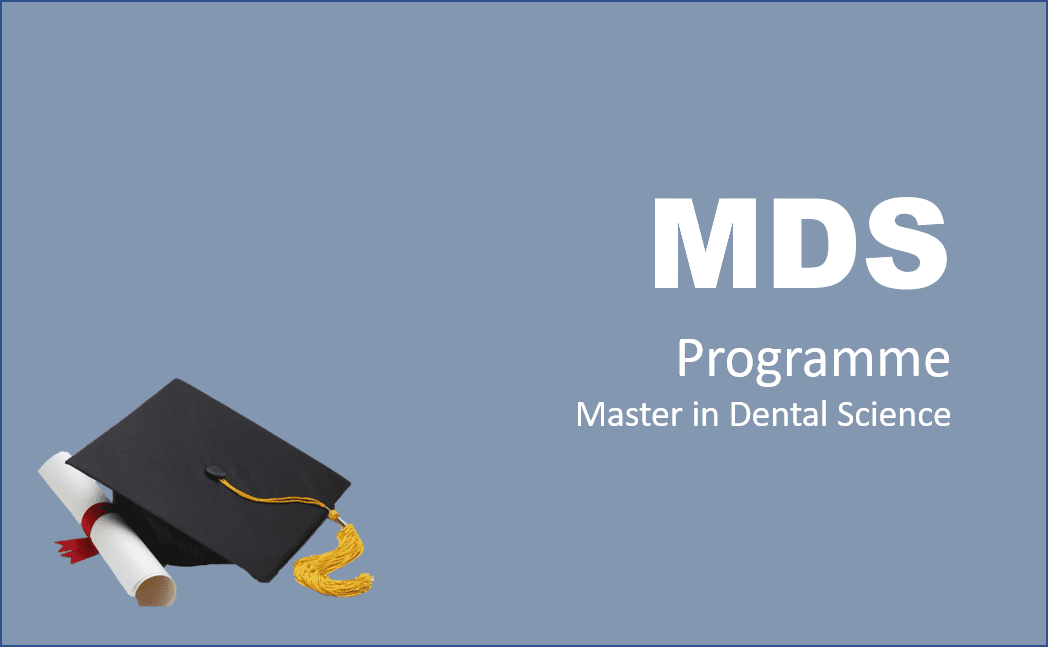 MDS ITS DENTAL COLLEGE
